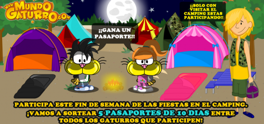 Camping Party Sorteo